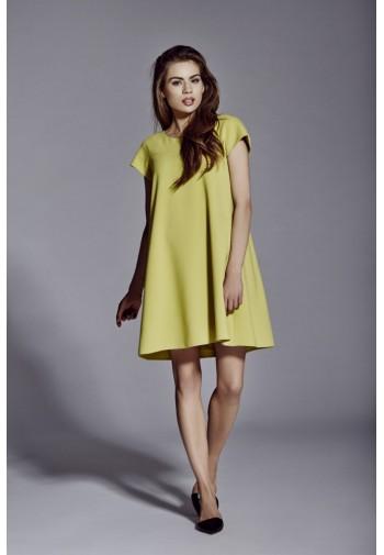 Sukienka Lyneve Limonkowy