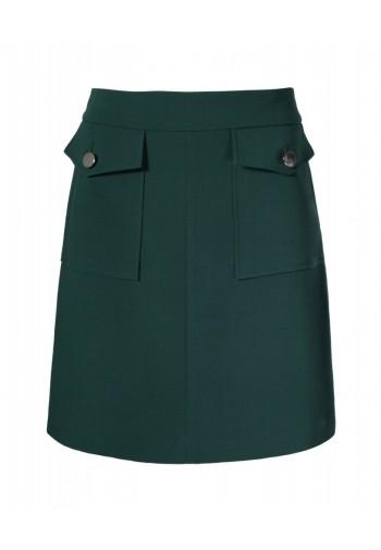 Spódnica Brigitte zielony...