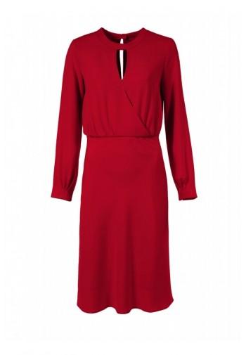Sukienka Mira czerwony