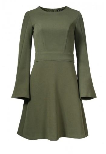 Sukienka Annely khaki