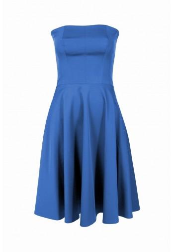 Sukienka Meliana chabrowy