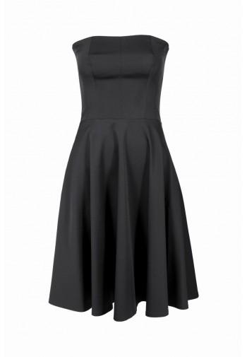 Sukienka Meliana czarny