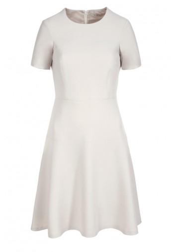 Sukienka Leonie kredowy