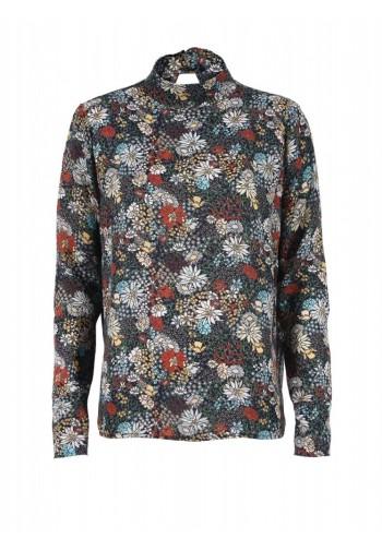 Bluzka Lobelia kwiaty 32308