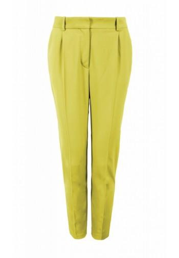 Spodnie Zita limonkowy