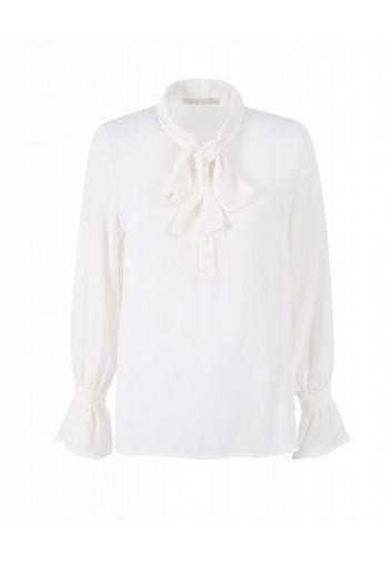 Bluzka Julita biały mleczny