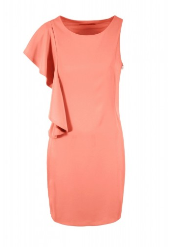 Sukienka Lucille łososiowy