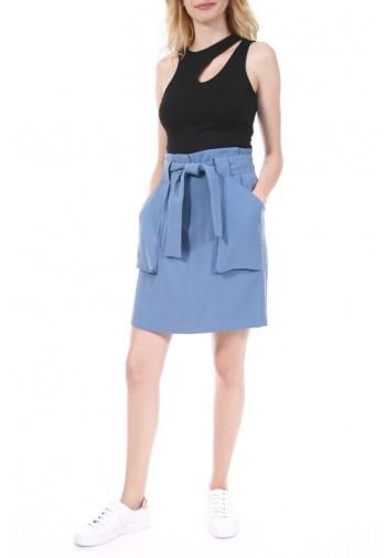 Spódnica Lupita niebieski...