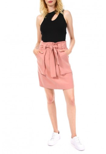 Spódnica Lupita róż wenecki