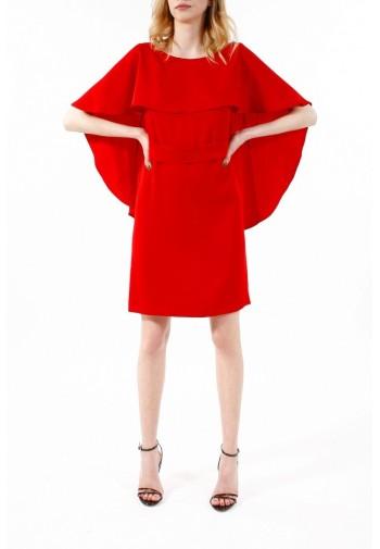 Sukienka Vasilisa czerwony