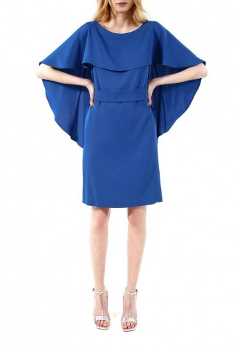 Sukienka Vasilisa chabrowy