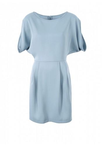 Sukienka Santi błękitny