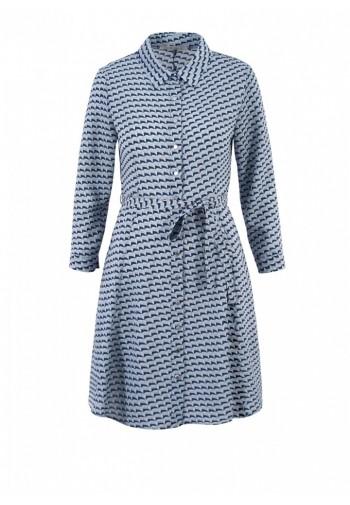 Sukienka Molly niebieski
