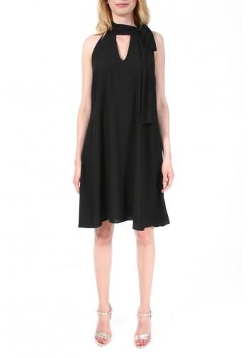 Sukienka Violette czarny
