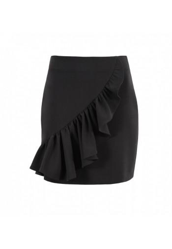 Spódnica mini Laurie czarny