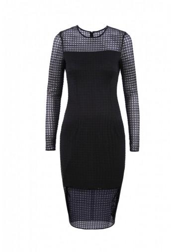 Sukienka Germaine czarny