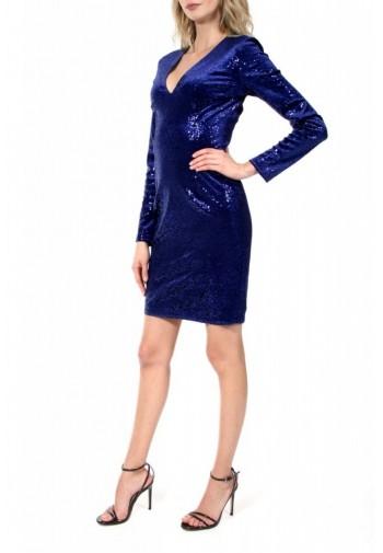 Sukienka Madelaine kobaltowy