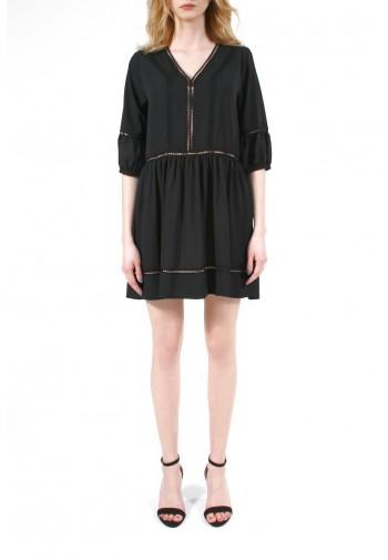 Sukienka Adelina czarny