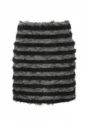 Spódnica Trina czarno-biały...