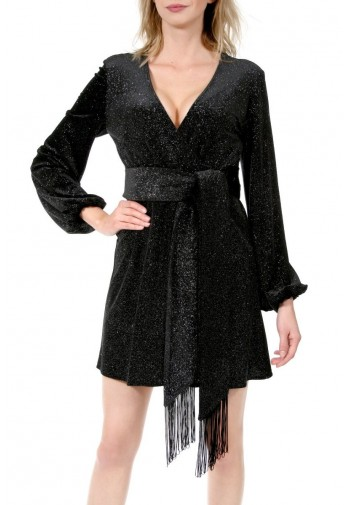 Sukienka Jacquetta czarny