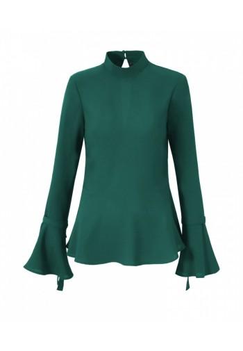 Bluzka Romane zielony...