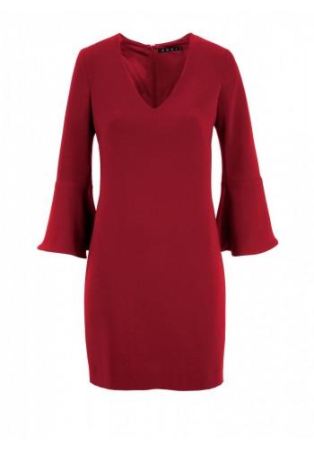 Sukienka Leonita czerwony
