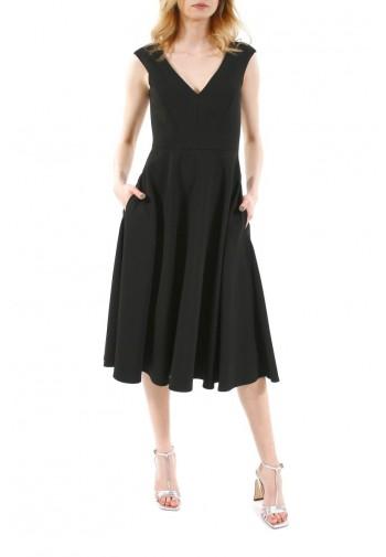 Sukienka Adrianna czarny