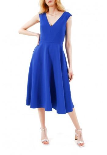Sukienka Adrianna kobaltowy