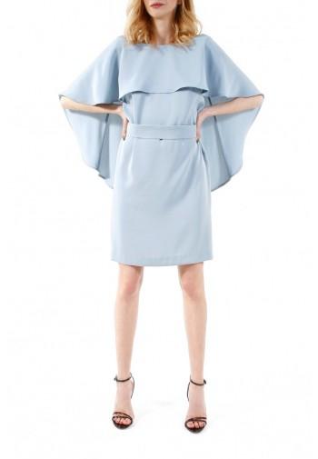 Sukienka Vasilisa błękitny