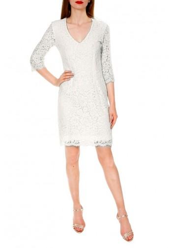 Sukienka Sonora serek biały...