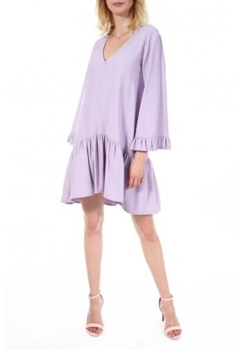 Sukienka Henrietta lawendowy