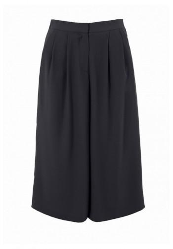 Spódnico-spodnie Anzela czarny