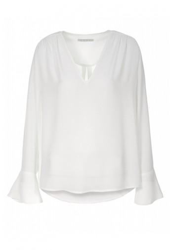 Bluzka Roos biały mleczny