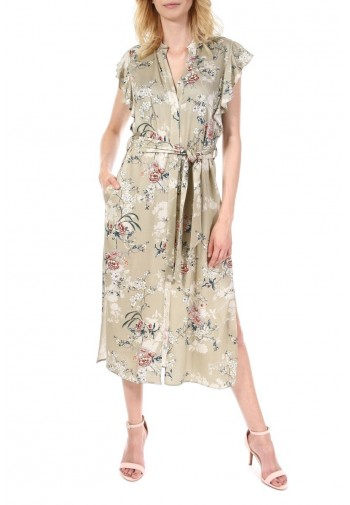 Sukienka Herminia beżowy