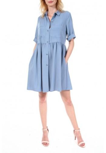 Sukienka Peggy niebieski...