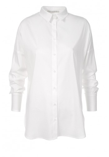 Bluzka Marcjanna biały mleczny
