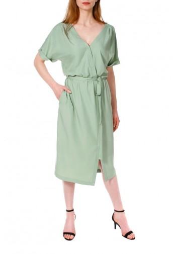 Sukienka Etna pistacjiowy