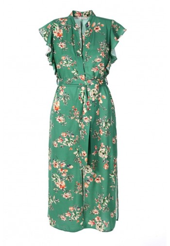 Sukienka Herminia zielony