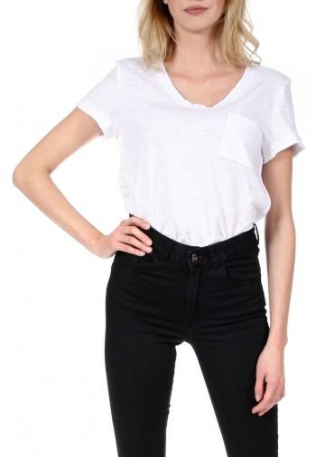 Bluzka Oria biały