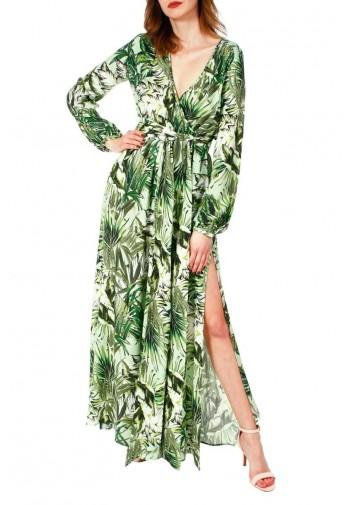 Sukienka Ivonne zielony
