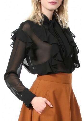 Bluzka Beryl czarny
