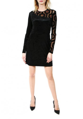 Sukienka Brithney czarny