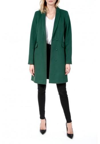 Płaszcz Charon zielony...