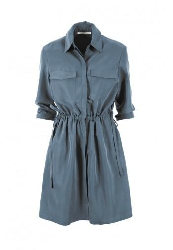 Sukienka Coleen niebieski