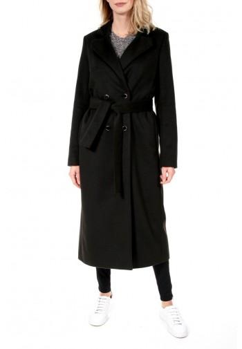 Płaszcz Agnes czarny