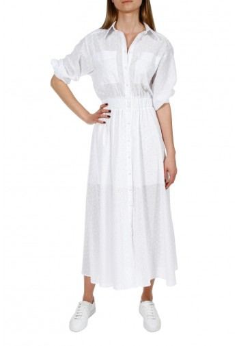 Sukienka Hannah biały