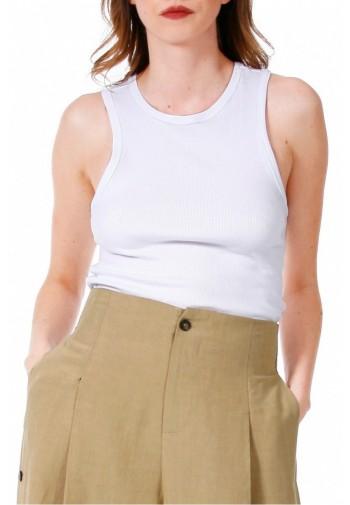 Bluzka Sammy biały