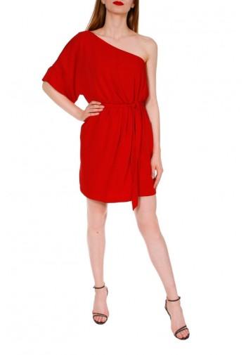Sukienka Cristiana czerwony