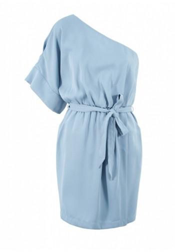 Sukienka Cristiana błękitny