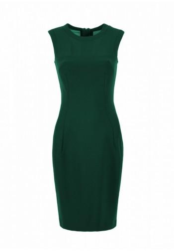 Sukienka Mae zielony butelkowy